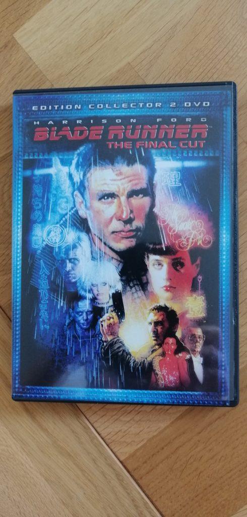 La jaquette de l'édition final cut de Blade Runner