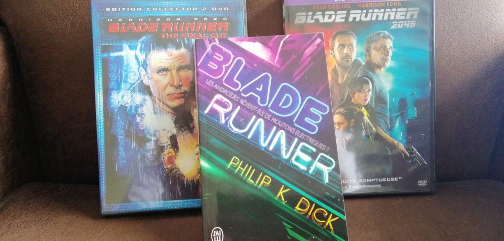 Le livre et les films de Blade Runner
