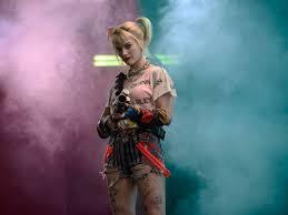 Margot Robbie incarne Harley Quinn dans Birds of prey