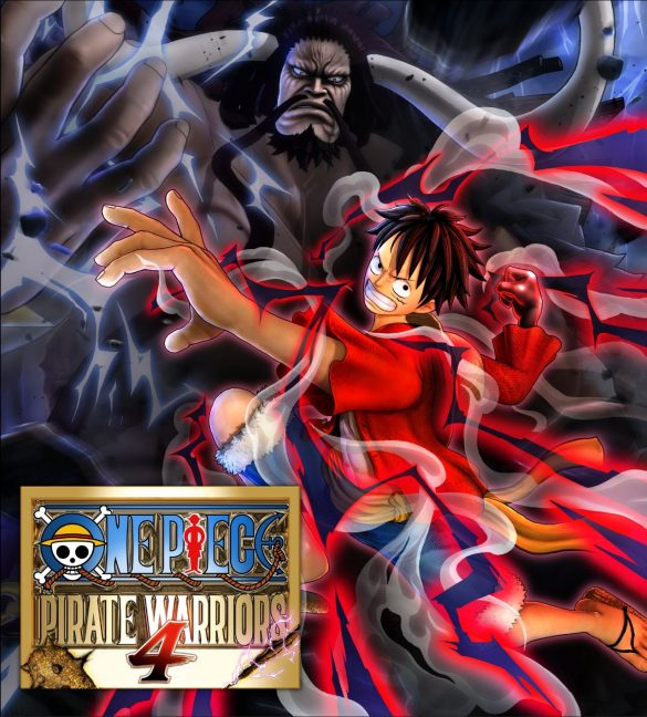 La Jaquette du jeu vidéo One piece pirate warriors 4