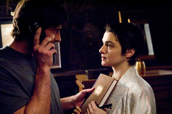 Hugh Jackman et Rachel Weisz dans le film The Fountain
