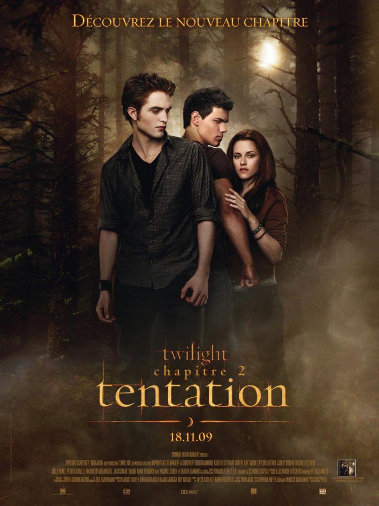 L'affiche de Tentation