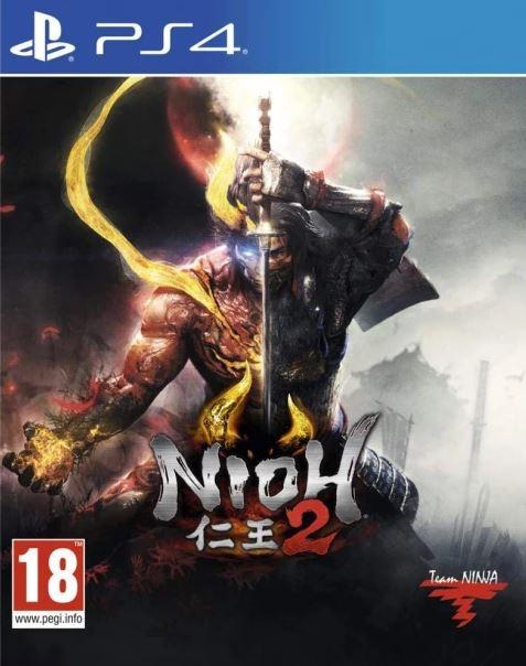 La jaquette de Nioh 2