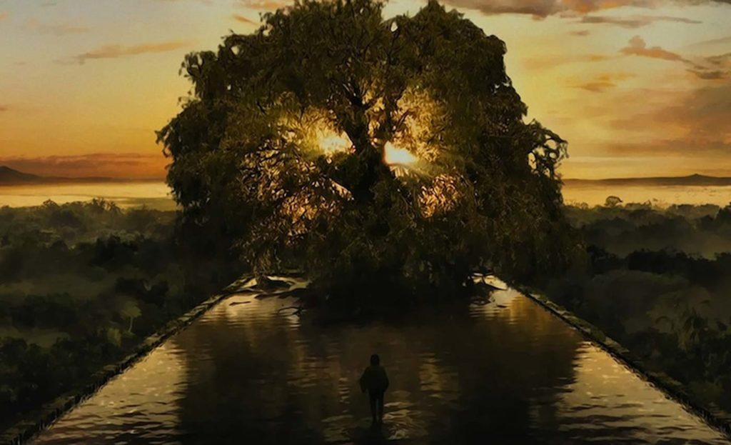 Une image du film The Fountain